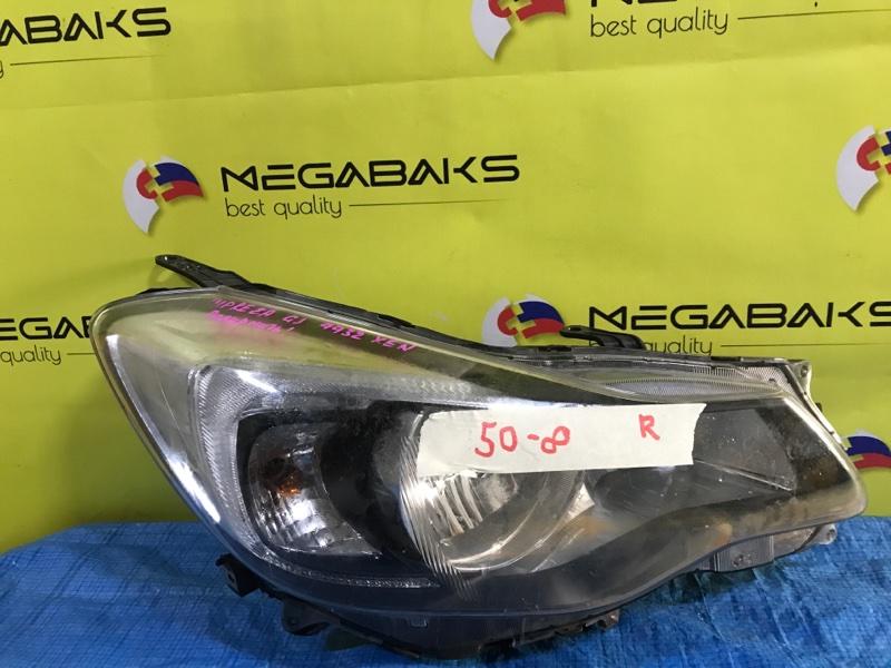 Фара Subaru Xv GJ2 правая P9932 (б/у)