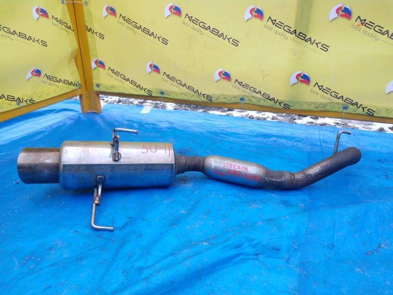 Глушитель Honda Stream RN2 D17A JASMA (б/у)