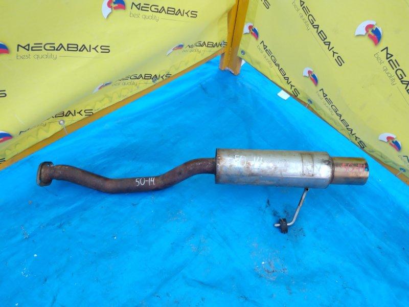 Глушитель Honda Stream RN3 D17A JASMA (б/у)