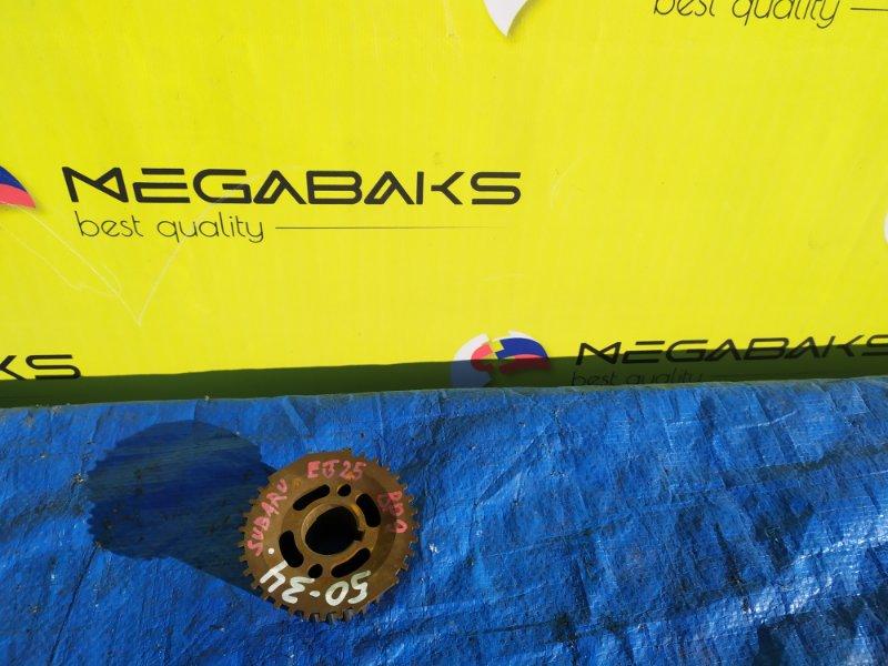 Шестерня коленвала Subaru Outback BP9 EJ25 (б/у)