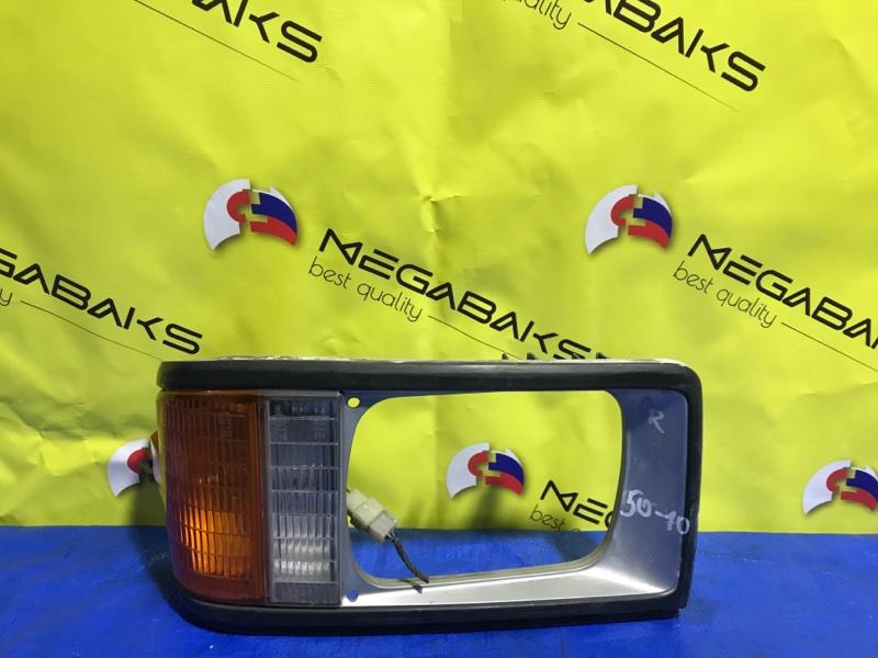 Очки на фары Mazda Bongo Brawny SD2AT правые 31-74 (б/у)