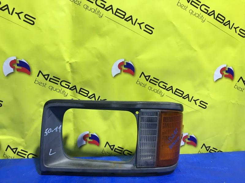 Очки на фары Mazda Bongo Brawny SD2AT левые 31-74 (б/у)