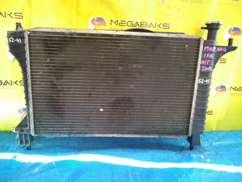 Радиатор основной Ford Mustang IV 3.8 OHV EFI 1994 (б/у)