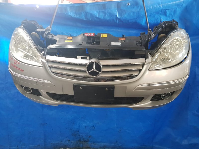 Nose cut Mercedes-Benz A-Class W169 266960 2005 D-55 (б/у)