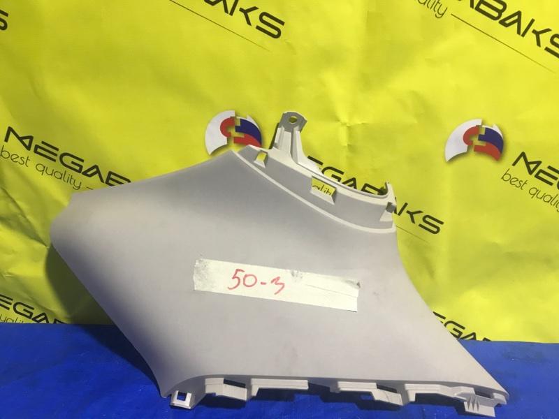 Обшивка багажника Infiniti Qx50 J55 KR20DDET задняя правая (б/у)