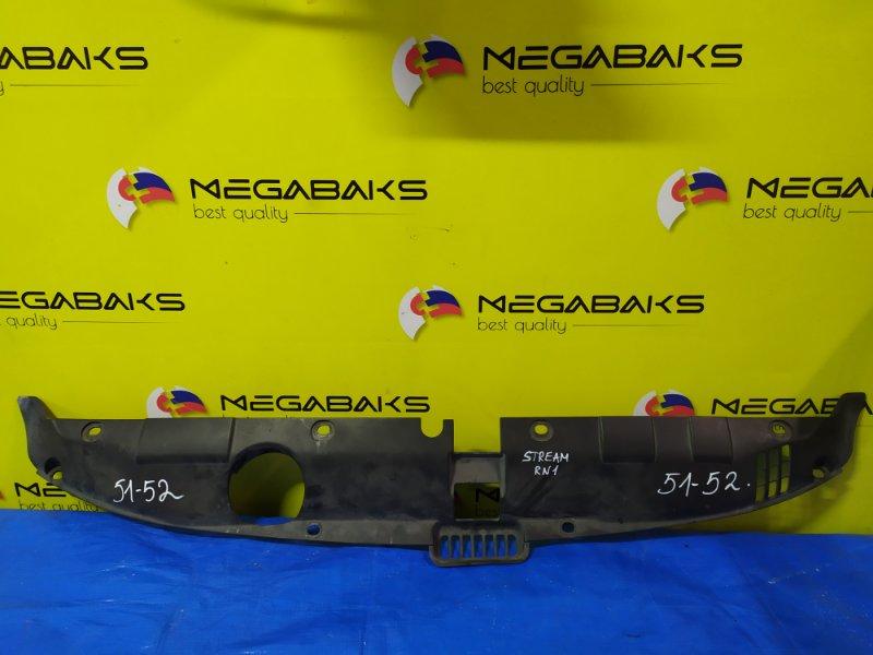 Защита замка капота Honda Stream RN1 D17A (б/у)