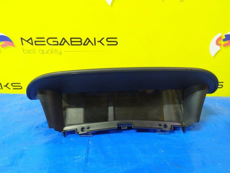 Монитор Subaru Impreza Xv GP3 FB16 (б/у)
