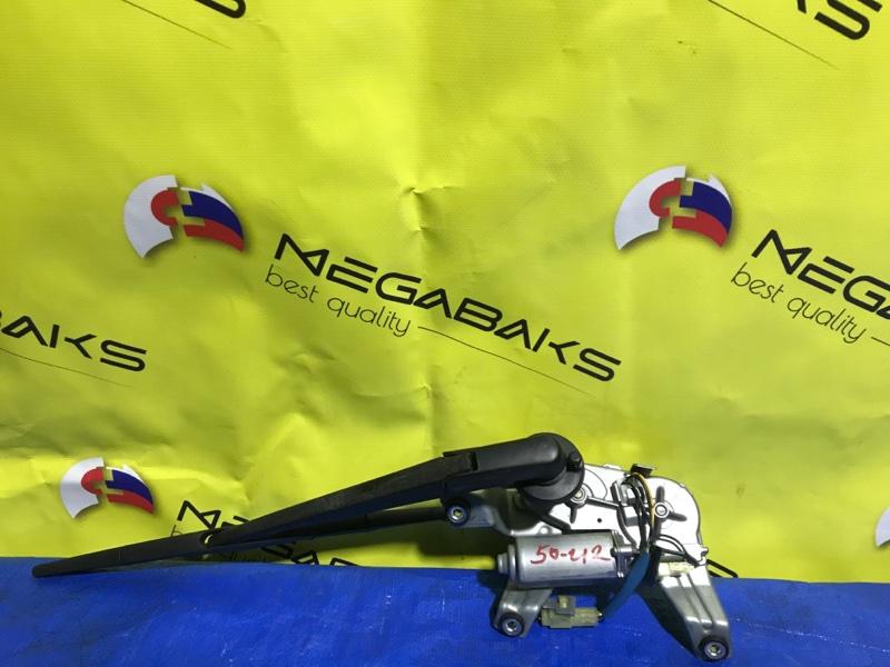 Мотор дворников Honda Elysion RR1 K24A задний (б/у)