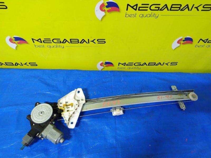 Стеклоподъемник Subaru Impreza Xv GP3 FB16 передний правый (б/у)