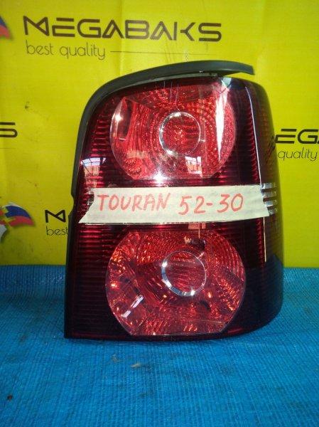 Стоп-сигнал Volkswagen Touran MK5 правый II MODEL (б/у)