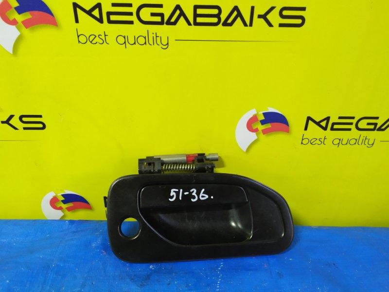 Ручка двери Nissan Nv200 VM20 HR16 передняя правая (б/у)