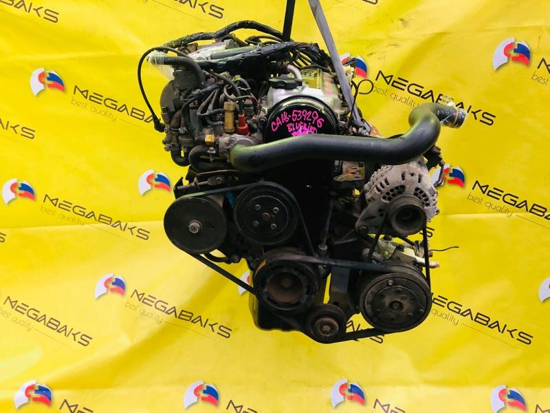 Двигатель Nissan Bluebird U11 CA18 1987 539296B (б/у)