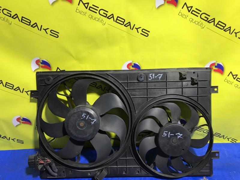 Диффузор радиатора Audi Tt 8N AUQ (б/у)