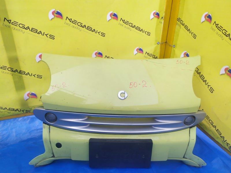 Бампер Smart Fortwo W450 160.920 передний (б/у)
