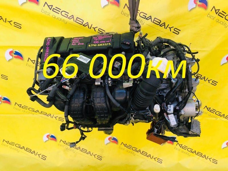 Акпп Mitsubishi Galant Fortis CY6A 4J10 2014 F1CJA-2-B4W (б/у)