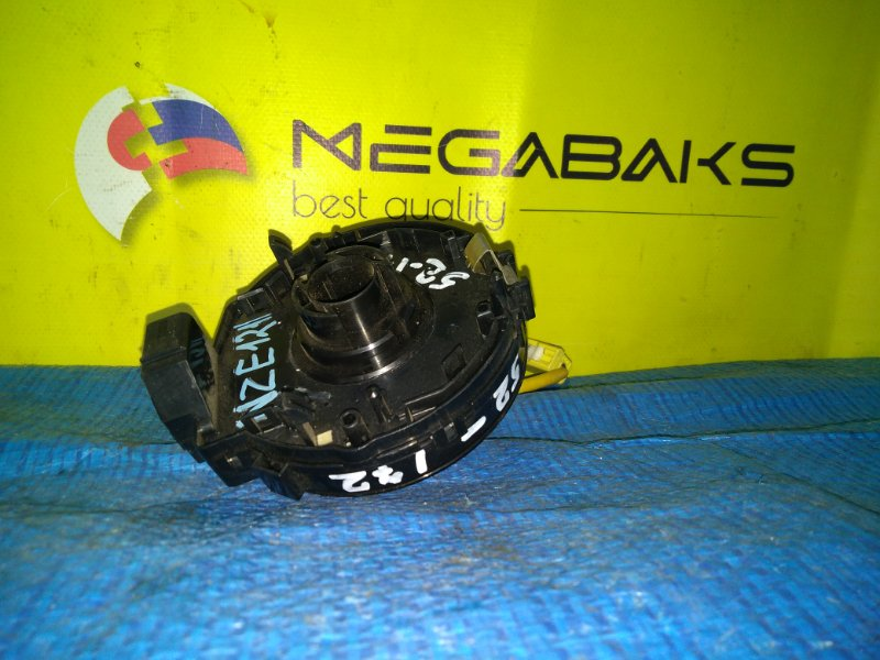 Шлейф-лента air bag Toyota Corolla Fielder NZE121 1NZ-FE 52-172 (б/у)