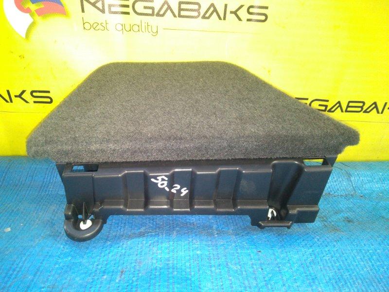 Обшивка багажника Infiniti Qx50 J55 KR20DDET левая (б/у)