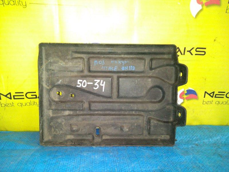 Подставка под аккумулятор Toyota Hiace KZH120 1KZ-TE (б/у)