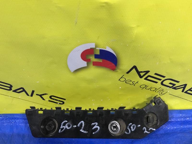 Крепление бампера Toyota Passo Sette M502E переднее правое (б/у)