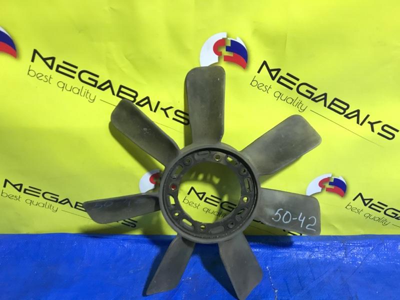 Вентилятор радиатора Toyota Dyna BU60 B (б/у)