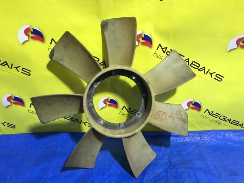 Вентилятор радиатора Isuzu Giga FRR90 4HK1 (б/у)