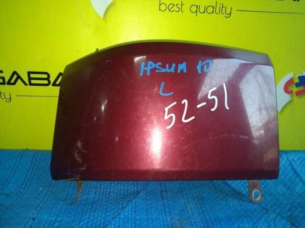 Щечка Toyota Ipsum SXM10 3S-FE задняя левая (б/у)