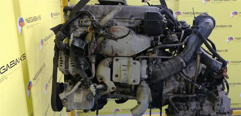 Двигатель Nissan Avenir PNW10 SR20DET 817497A (б/у)