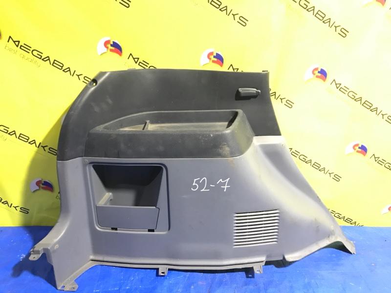Обшивка багажника Mitsubishi Dingo CQ2A 4G15 левая (б/у)