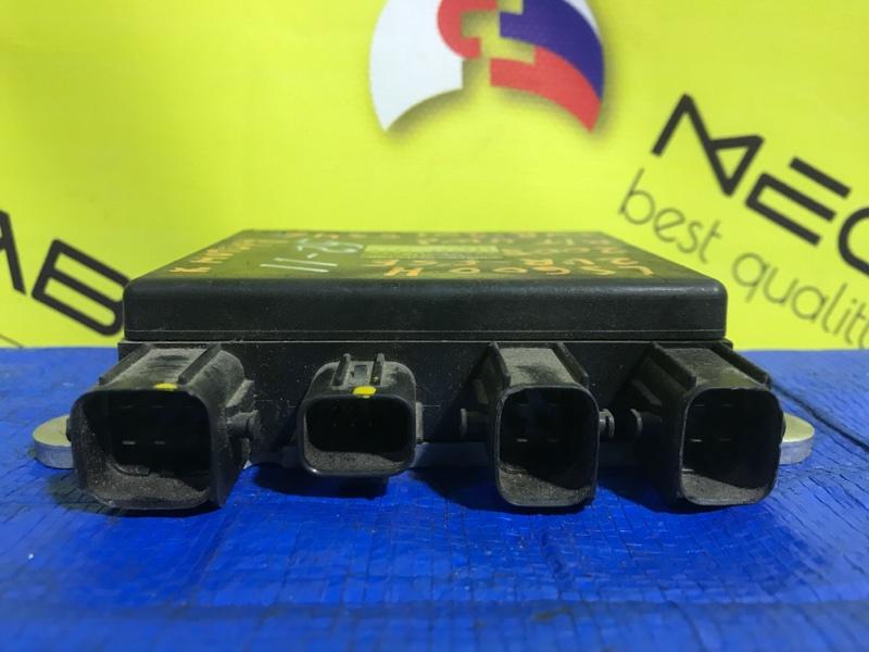 Блок управления форсунками Lexus Gs300 URS190L 2UR-FSE 89871-50010, 131000-1510 (б/у)