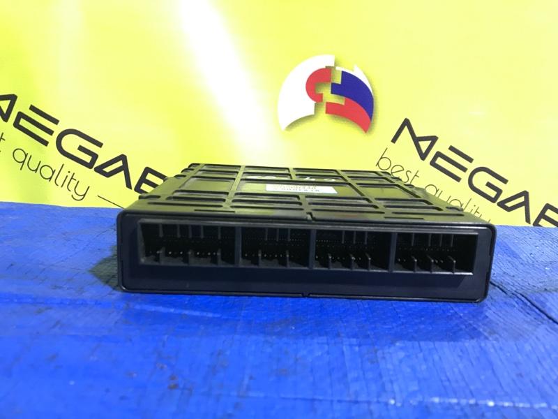 Блок efi Mitsubishi Dingo CQ2A 4G15 2004 E2T79877 (б/у)