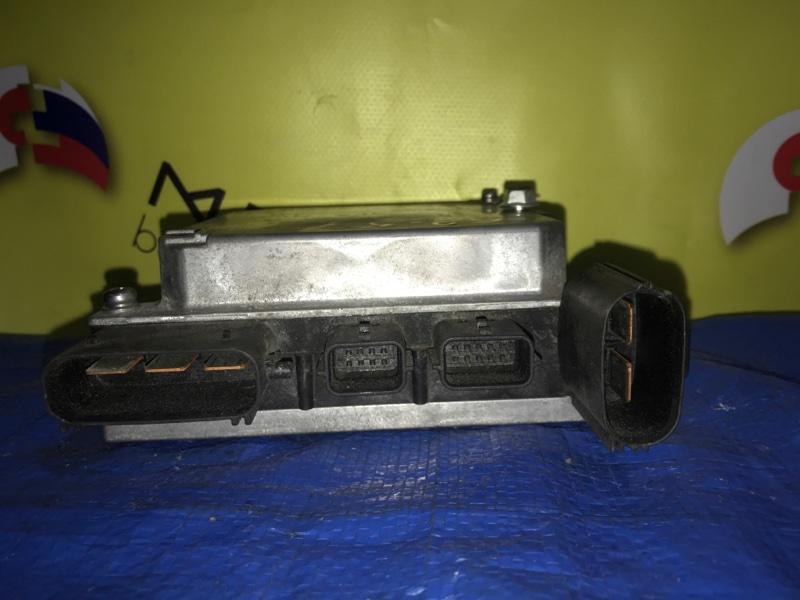 Блок управления рулевой рейкой Subaru Impreza Xv GP3 FB16 2012 34710-FJ000 (б/у)