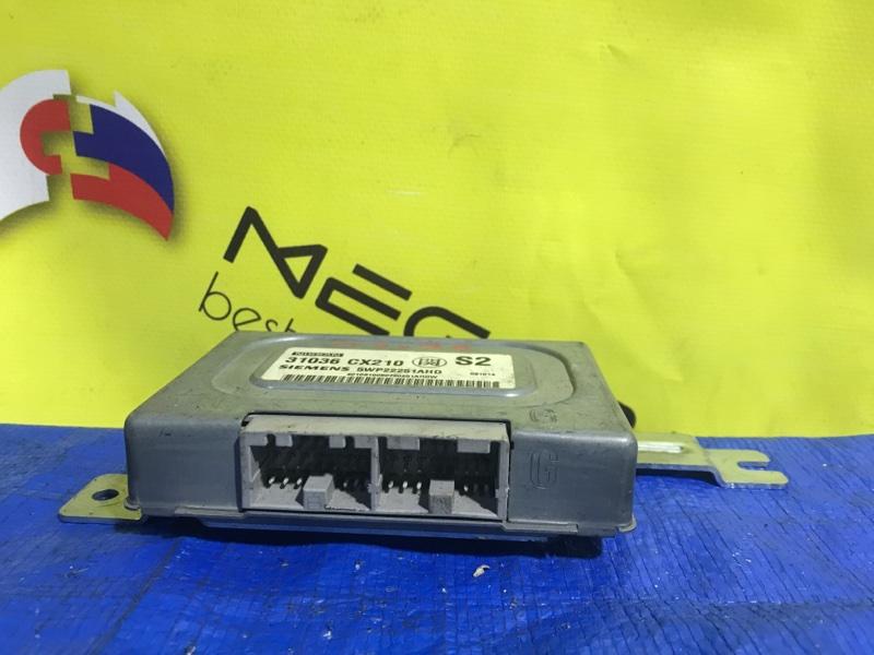 Блок управления акпп Nissan Serena RC24 QR25DE 31036-CX210 (б/у)