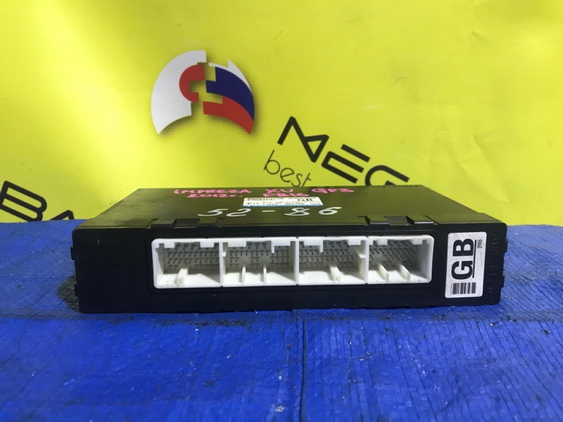 Электронный блок Subaru Impreza Xv GJ2 FB16 X1T24272H (б/у)