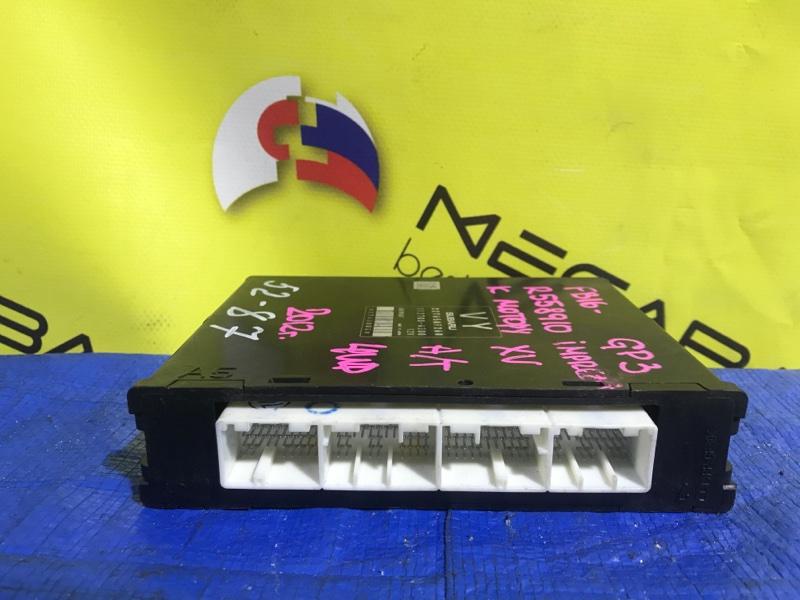 Блок efi Subaru Impreza Xv GJ2 FB16A 112700-4300 (б/у)