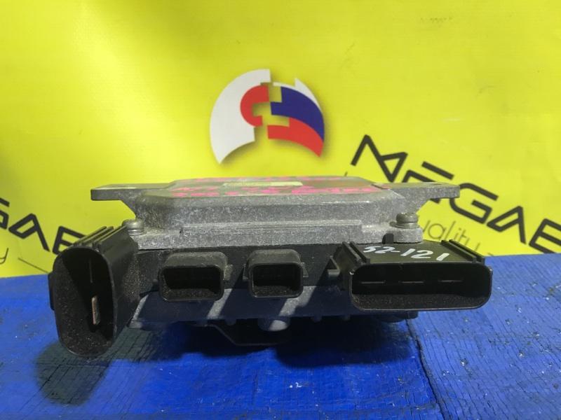 Блок управления рулевой рейкой Subaru Forester SH5 EJ204 2008 34710SC000 (б/у)