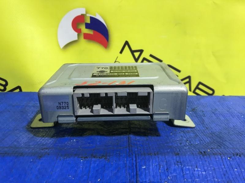 Блок управления акпп Nissan Liberty PNM12 SR20 31036-WF400 (б/у)