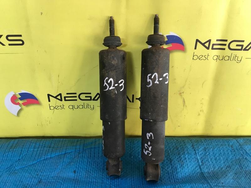 Амортизатор Nissan Atlas N4F23 передний (б/у)