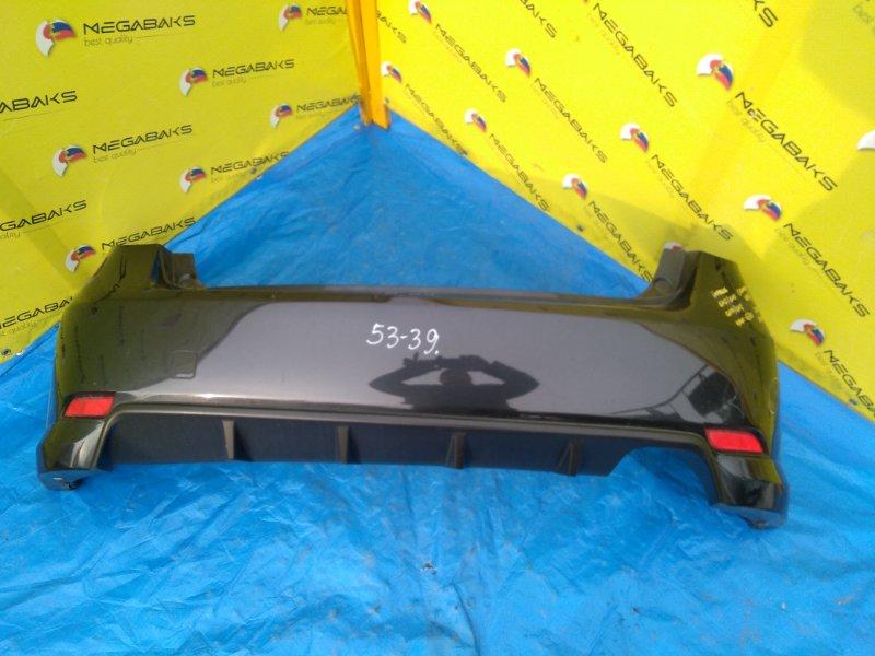 Бампер Subaru Impreza Wrx Sti GR задний WRX STI (б/у)