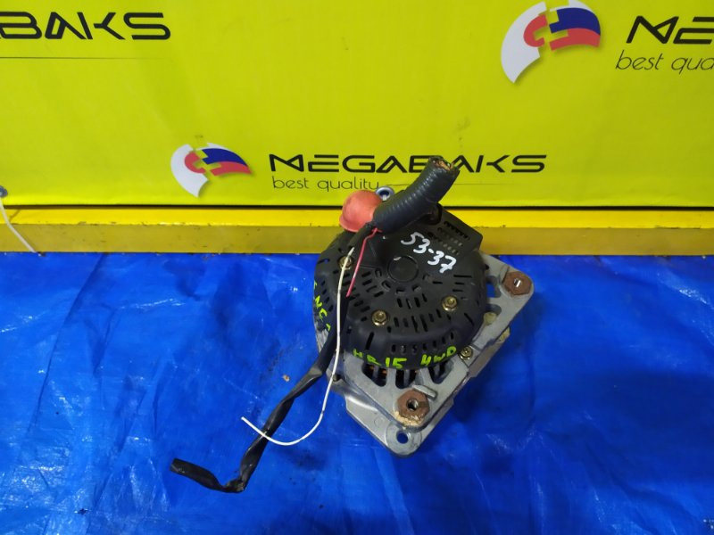 Генератор Nissan Bluebird Sylphy NG11 HR15DE 23100-ED300, LR1140805, GR231-ED30B-01, LR1140-805-GR (б/у)