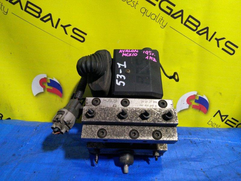 Блок abs Toyota Avalon MCX10 1MZ-FE (б/у)
