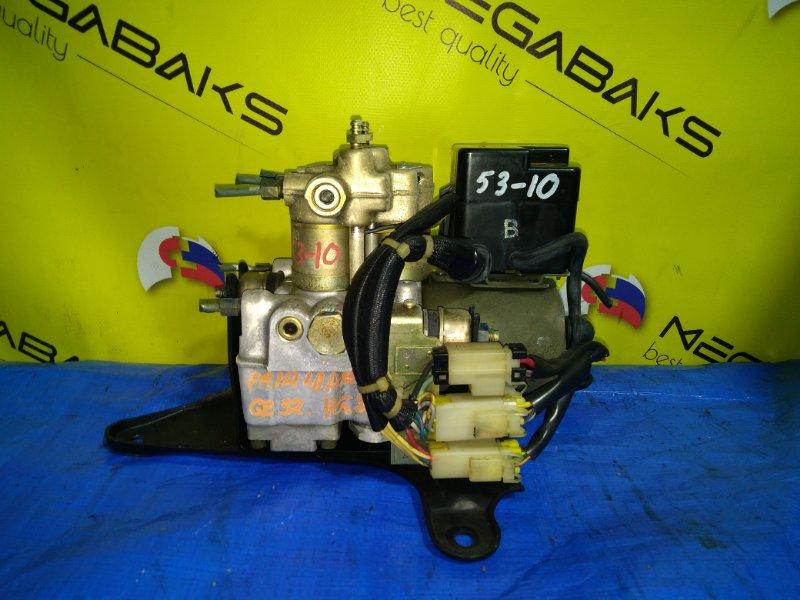 Блок abs Nissan Fairlady Z GZ32 VG30DE (б/у)