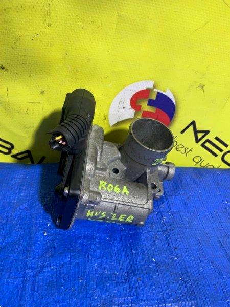 Дроссельная заслонка Suzuki Hustler MR41S R06A (б/у)