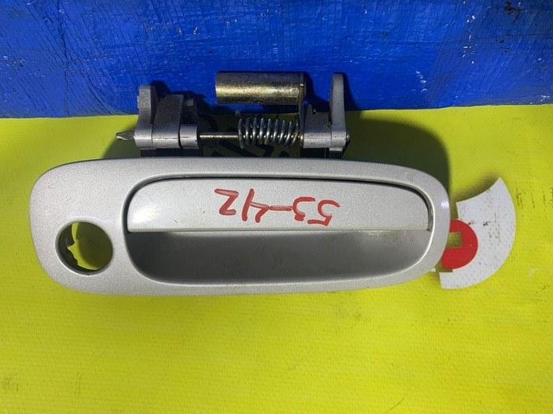 Ручка двери Toyota Sprinter AE110 передняя правая (б/у)