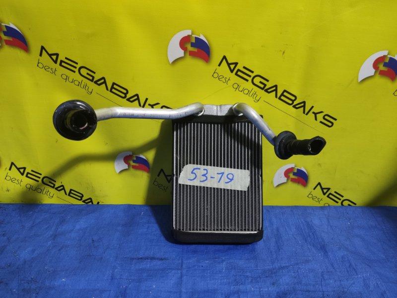 Радиатор печки Toyota Crown Comfort SXS11 4S-FE (б/у)