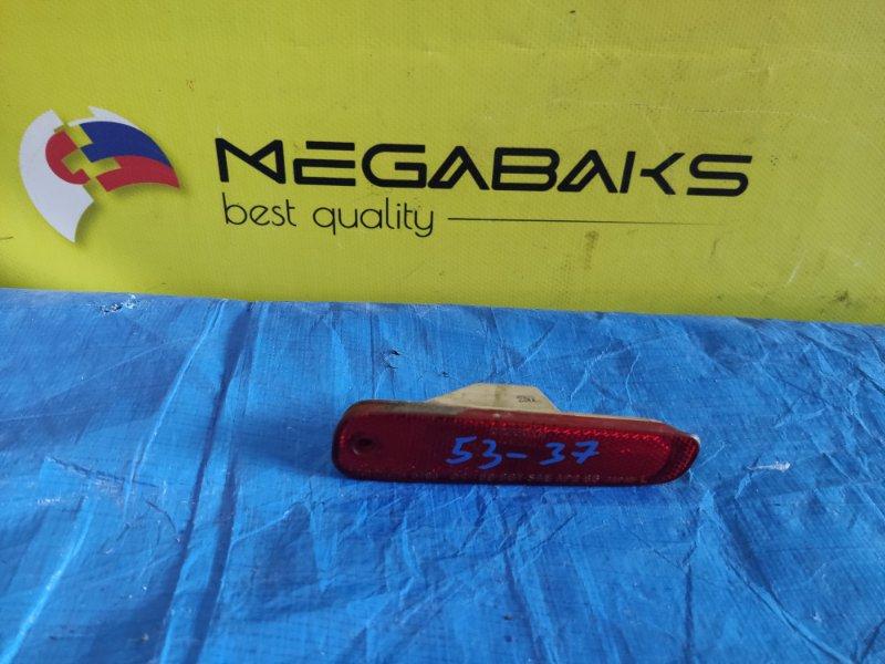 Катафот в бампер Nissan Fairlady Z GZ32 VG30DE левый 5193 (б/у)