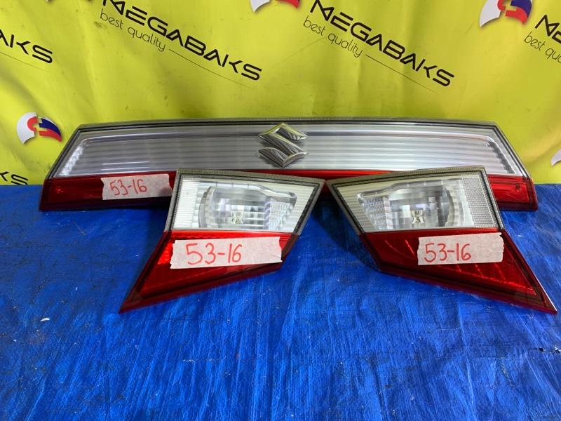 Стоп вставка Suzuki Solio MA15S 36250-54MO (б/у)