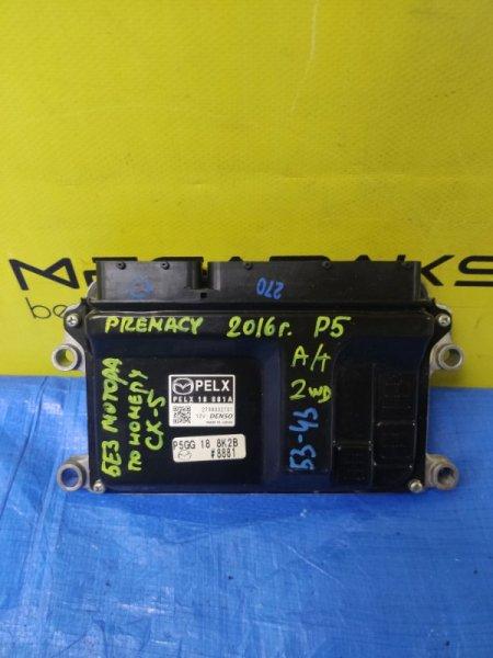 Блок efi Mazda Cx-5 KE2AW PEVPS (б/у)
