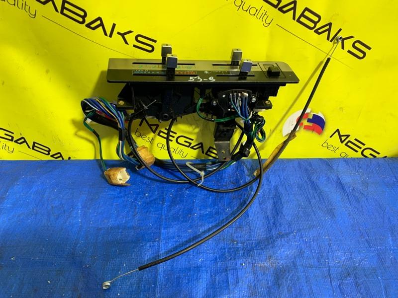 Блок управления климат-контролем Nissan Bluebird U11 CA18 (б/у)