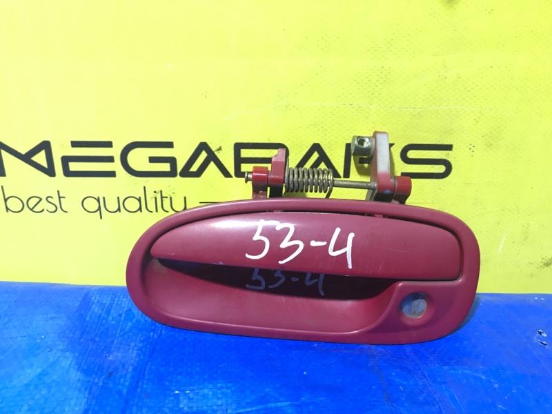Ручка двери Honda Orthia EL2 передняя левая (б/у)