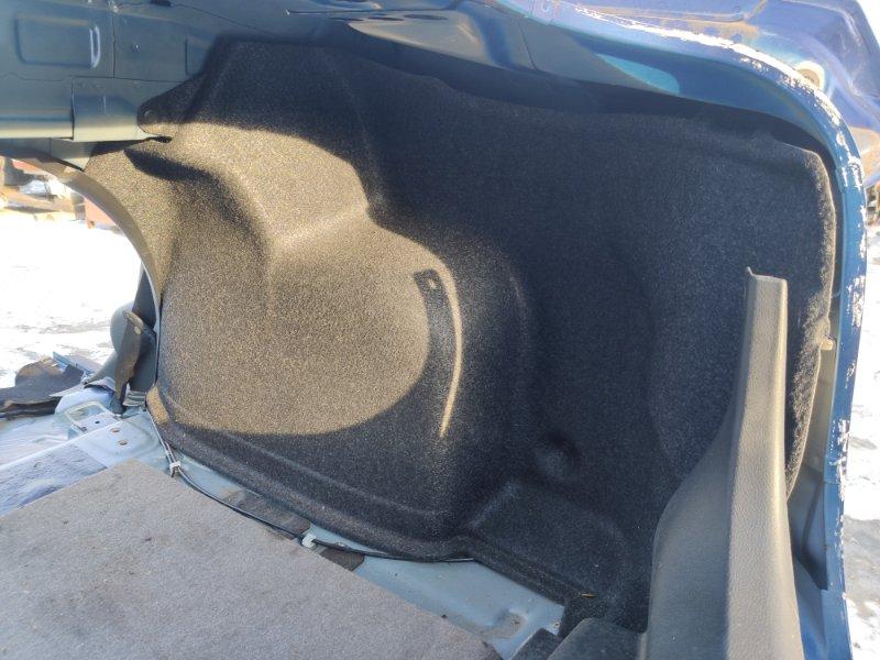 Обшивка багажника Mazda Axela BL5FP ZY-VE правая (б/у)